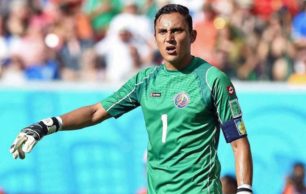 哥斯达黎加主帅:希望纳瓦斯的转会不影响参加金杯赛