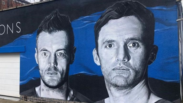 一晃3年过去了,莱斯特城夺冠壁画将被抹去
