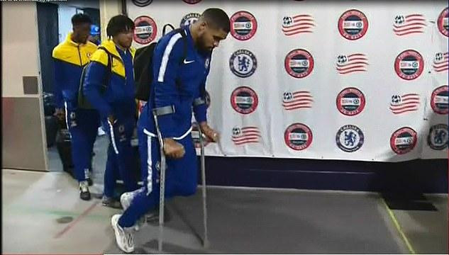 阿隆索:奇克很可能是跟腱, 希望他早日康复