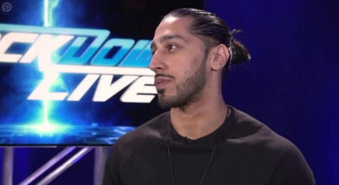 WWE选手:萨拉赫的一切都在激励着我, 这小子真棒