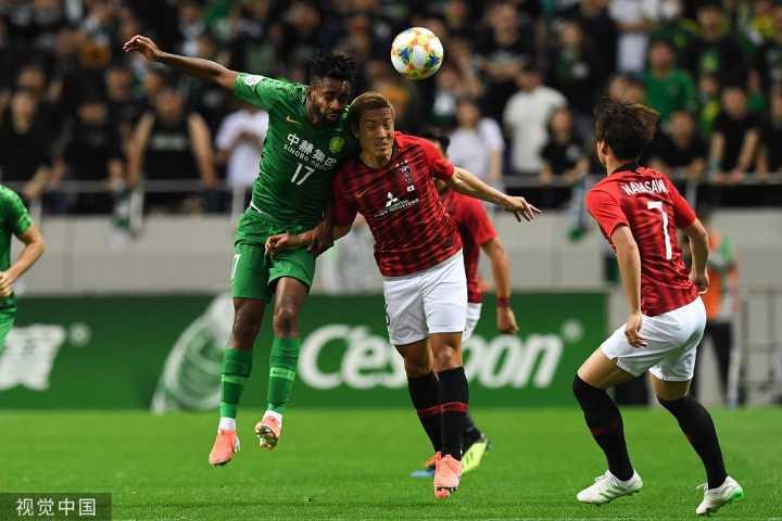 中超亚冠第一支出局队,国安仅剩国内赛场