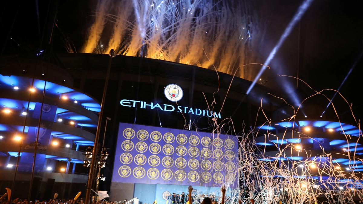 泰晤士报:若曼城因FFP遭欧冠禁赛,英超第五将递补