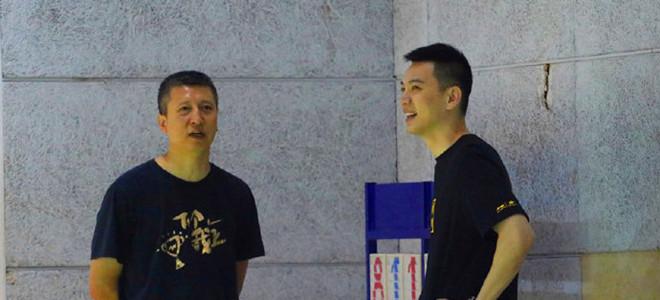 辽篮昨日集结夏训,上调十余名二队球员参与训练