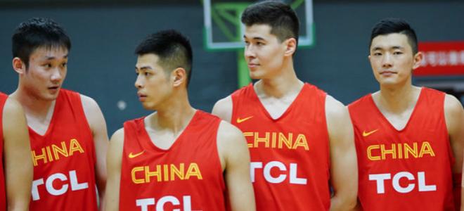 男篮世界杯中国队赛程出炉:8月31晚8点将迎首秀