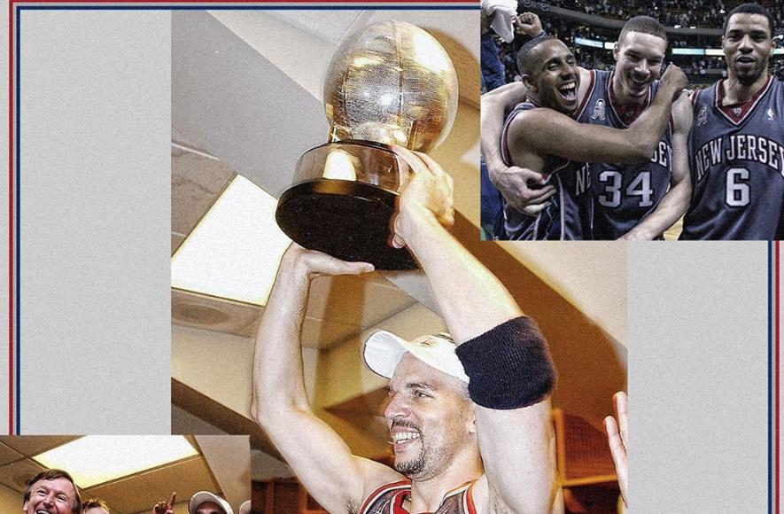 17年前的今天:篮网首夺东部赛区冠军