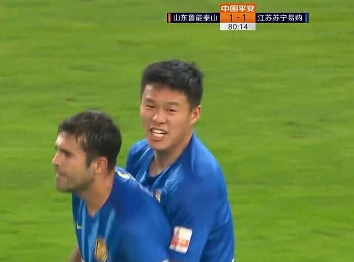 GIF:扳平比分!埃德尔任意球直接破门!