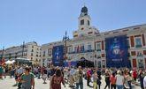 防止被盗,马德里警方提醒球迷:只在官方检票区出示球票