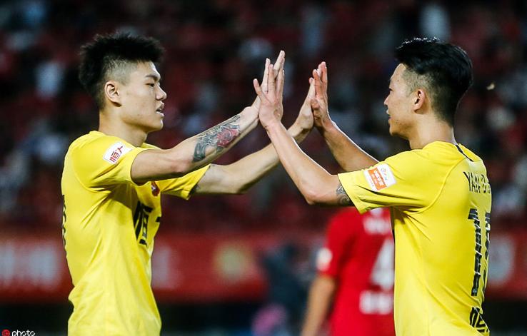 U23生存报告:杨立瑜1球2助攻,出场人数开赛最少