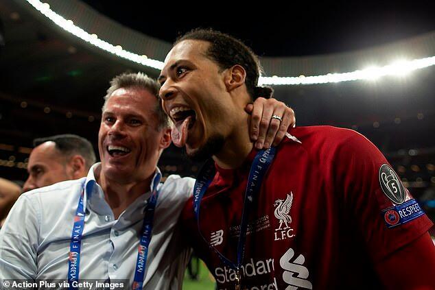 卡拉格:克洛普是利物浦最重要的人,应该和他续约17年