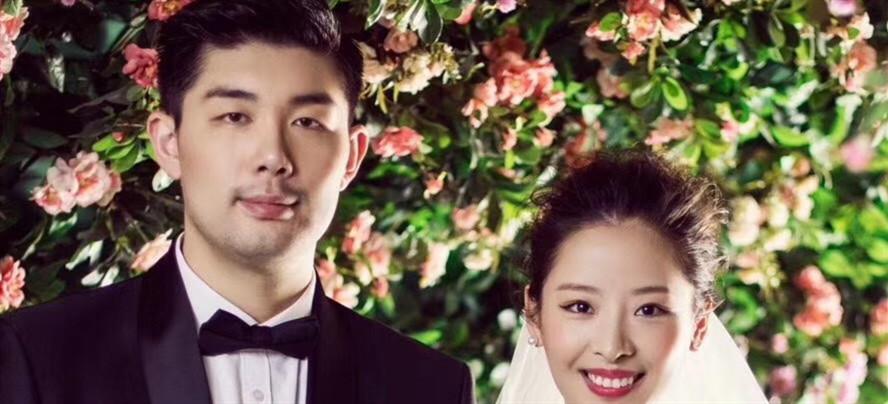 新疆内线孙桐林举办婚礼,伴郎团阵容豪华