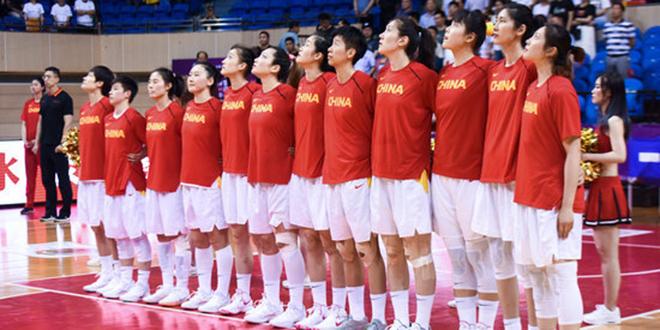 六人得分上双, 中国女篮大胜加拿大明星队