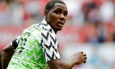外媒:伊哈洛仍未复出,尼日利亚主帅担忧其非洲杯前景