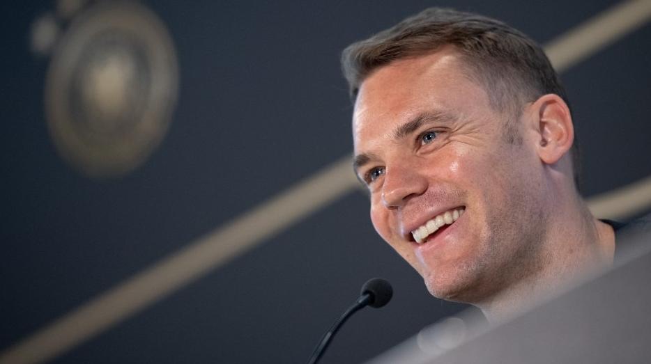 诺伊尔:德国队欲在明年夏天争夺欧洲杯冠军