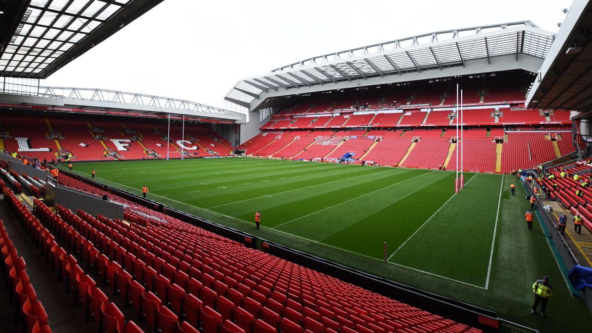 大手笔来了!利物浦考虑将安菲尔德扩容至6万人