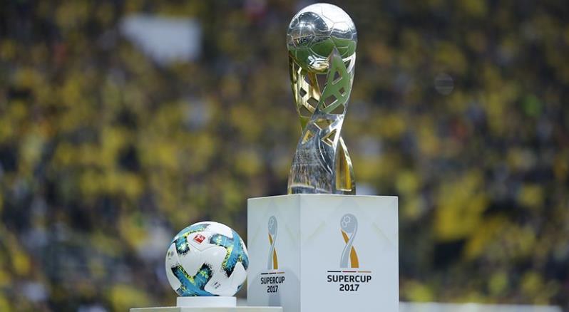 官方:超级杯将于 8月 3日在多特蒙德举行