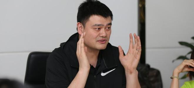 体育大生意:姚明运营上海队十年净赚 2.  7亿