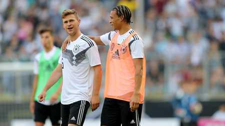基米希:很想萨内来拜仁,在我们这他能有更多出场机会