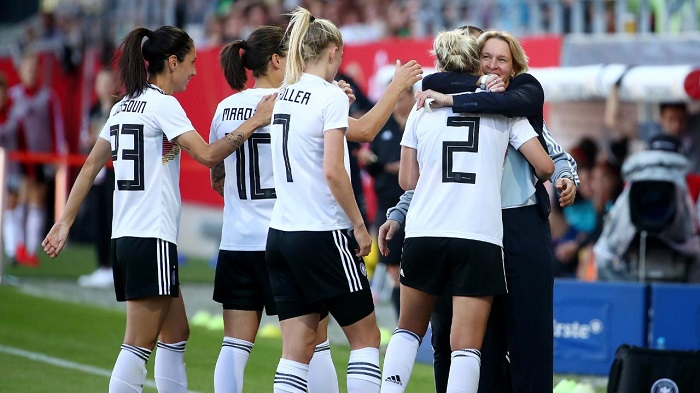 差距大!德国女足夺冠奖金7.5万欧,是男足五分之一