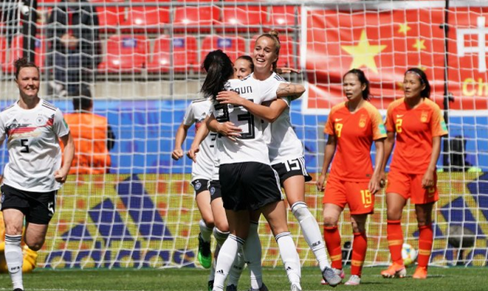 德媒评价:中国女足拼抢凶狠,德国队赢得不容易