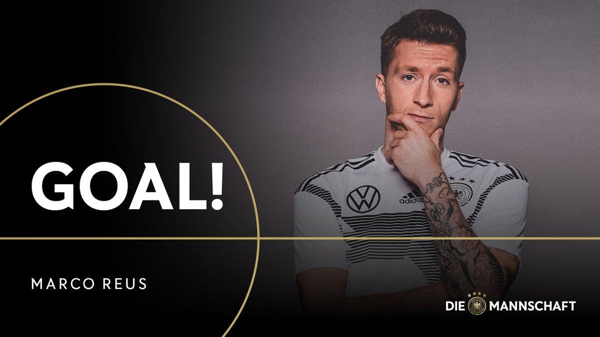 GIF:金特尔助罗伊斯单刀推射破门,德国扩大比分