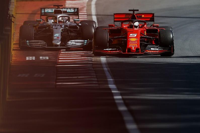 维特尔痛陈:F1已经不是我小时候爱上的运动了