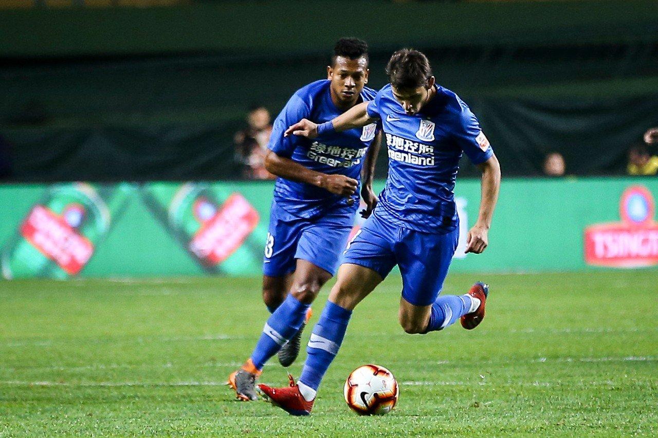 足球报:申花确定更换外援,瓜林、罗梅罗至少走一人