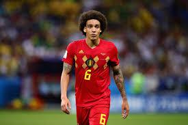 维特塞尔:吾们比利时队比一年前在。俄罗斯世界杯上更强