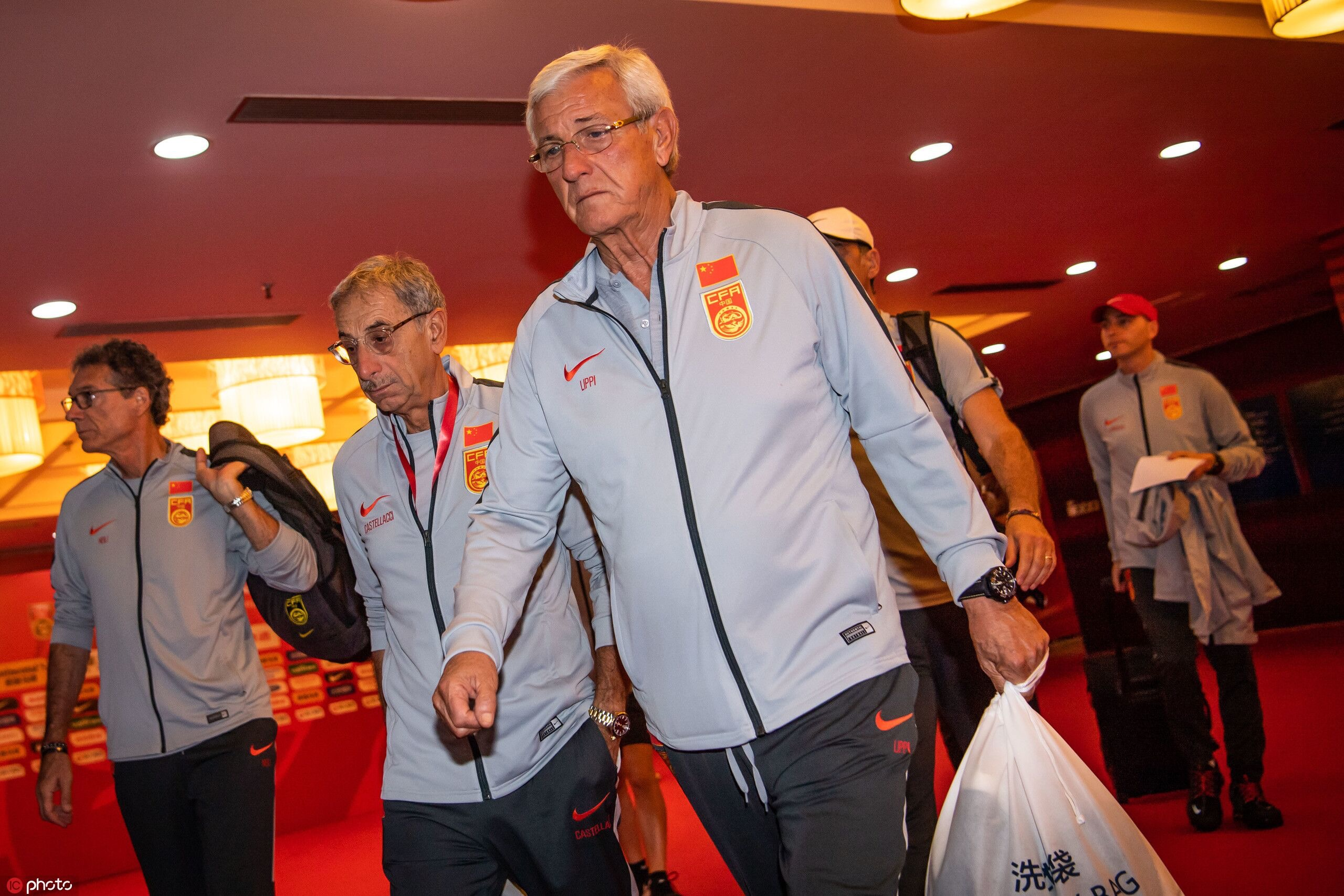 北青:里皮返回意大利,将继续关注联赛和归化球员