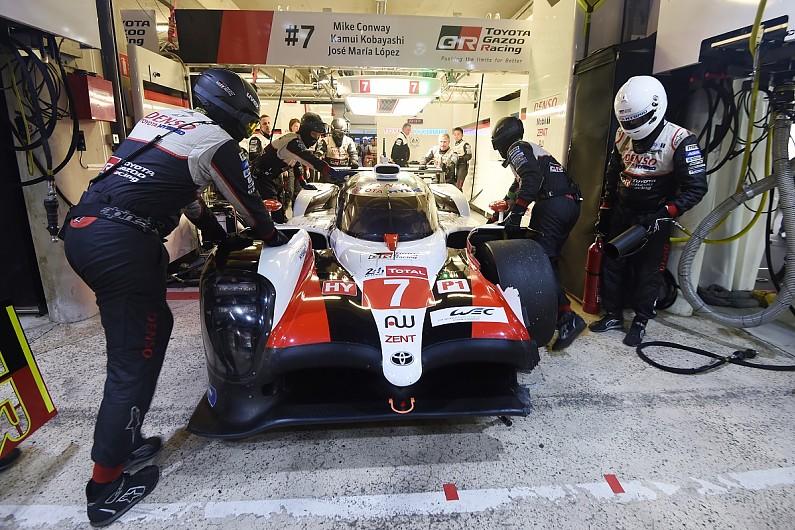 勒芒周三排位赛:阿隆索仅获第4,董荷斌位列LMP2组第5