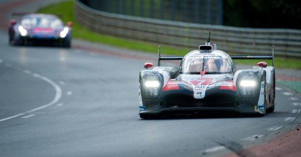 阿隆索再夺勒芒24冠军,董荷斌再登LMP2领奖台