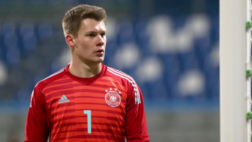 昆茨:塔将担任德国U21队长,努贝尔是首发门将