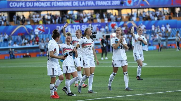 女足世界杯:德国、西班牙、法国、挪威出线