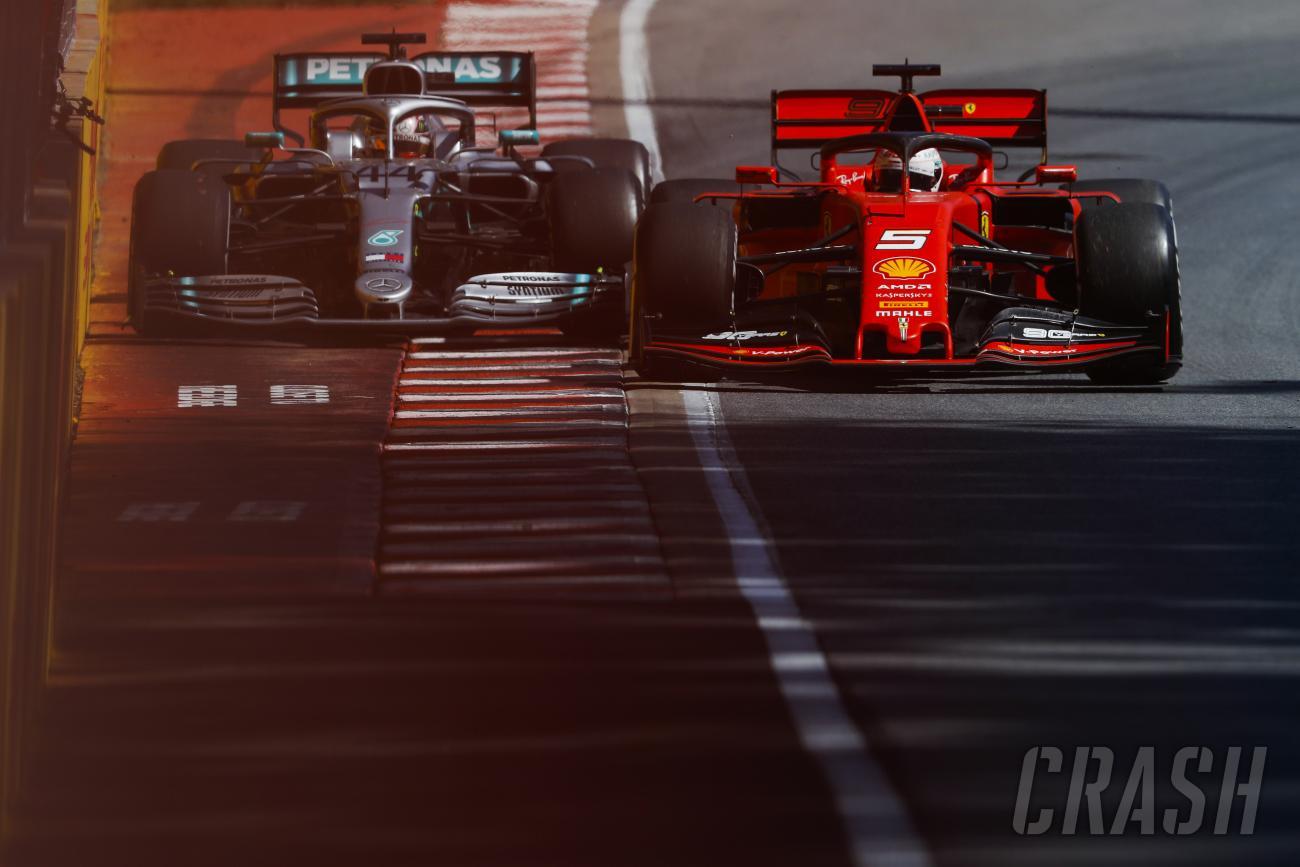 维特尔:同情F1干事,但规则就是有问题