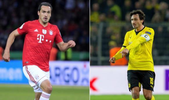 真香现场, 胡梅尔斯并非唯一效力两支球队的德甲球员