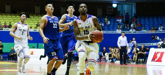 NBL第十五轮:史密斯36分,贵州大胜河北