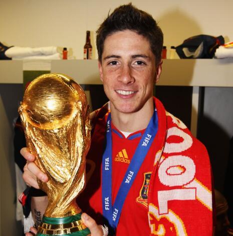 国际足联祝福托雷斯:你有很多故事要讲,祝你好运