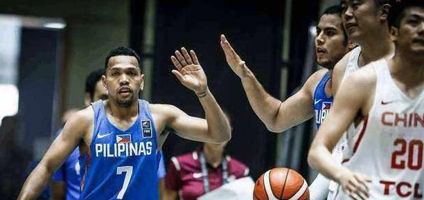 菲律宾后卫杰森- 接近从国家队退役