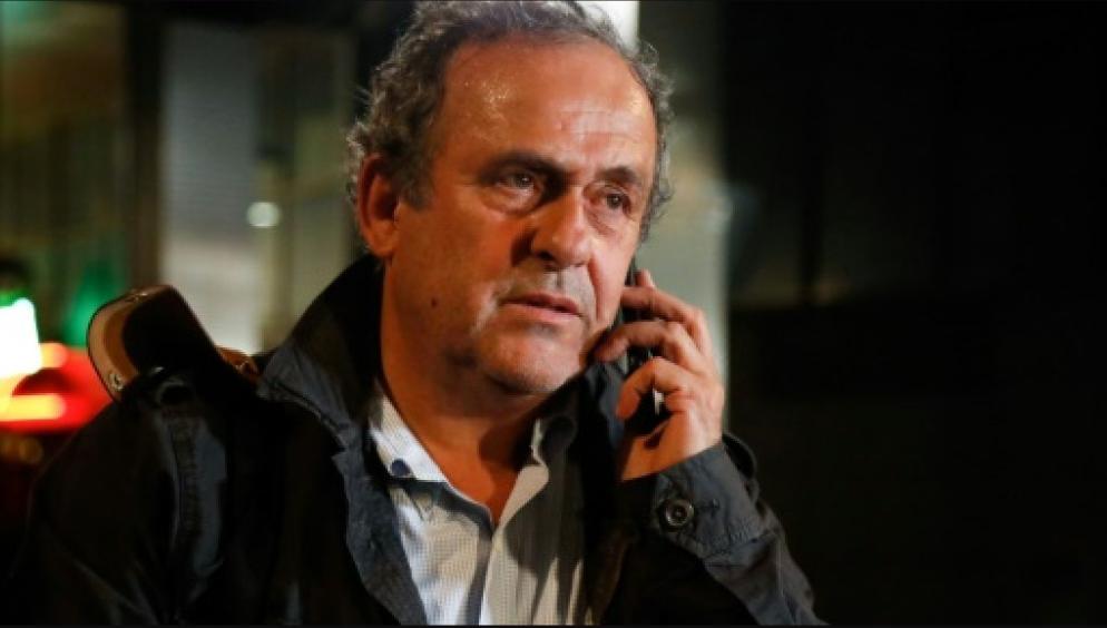 世界杯主席:不关心普拉蒂尼腐败, 是清白的