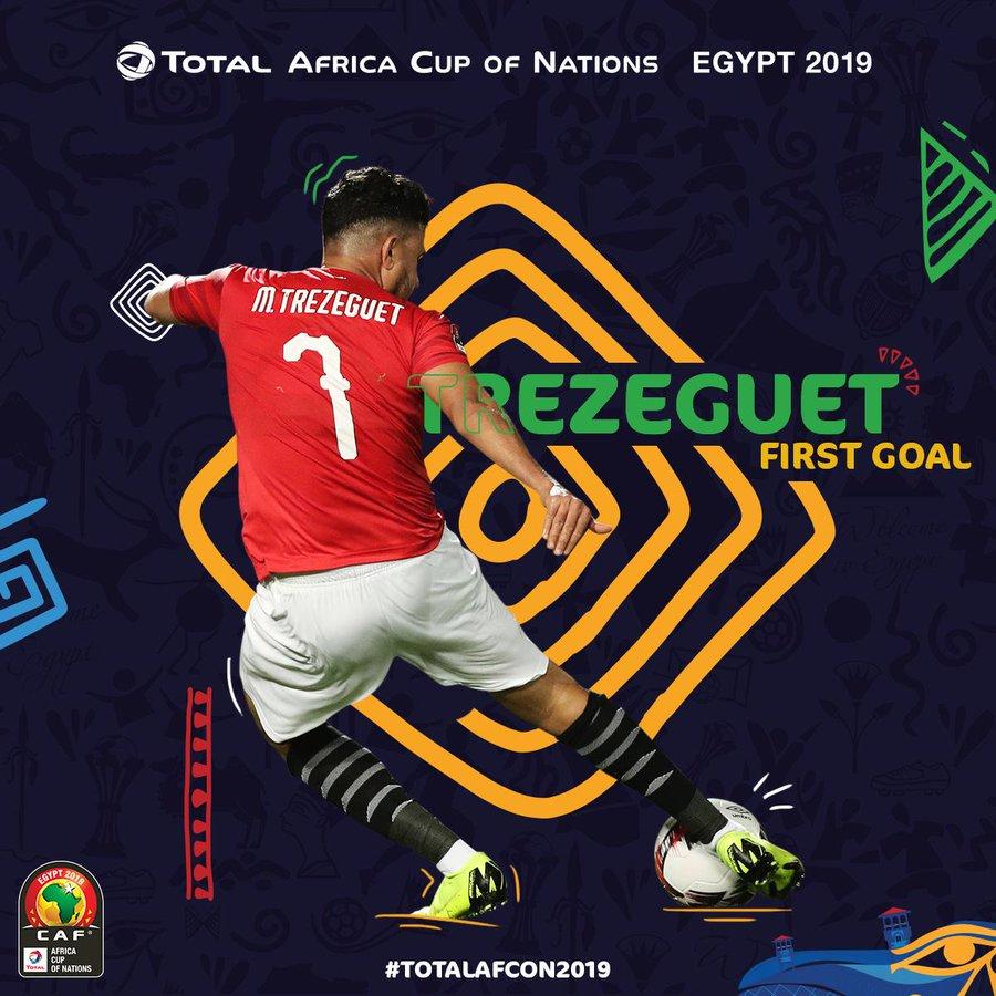 特雷泽盖破门制胜!非洲杯揭幕战埃及1-0津巴布韦