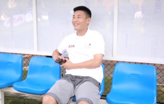 武磊周记6:主场首秀武比亢奋,斩获首球后收到无数短信