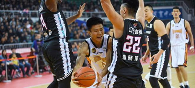 全国体院联赛刘冠岑砍39+6,租借期满将回归山东