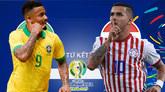 赔率优势明显,巴西有望复仇巴拉圭重返美洲杯四强