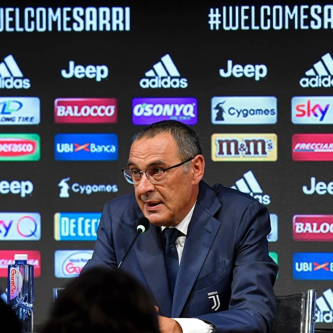 萨里:伟大成就伟大教练;尤文底蕴比切尔西更深厚