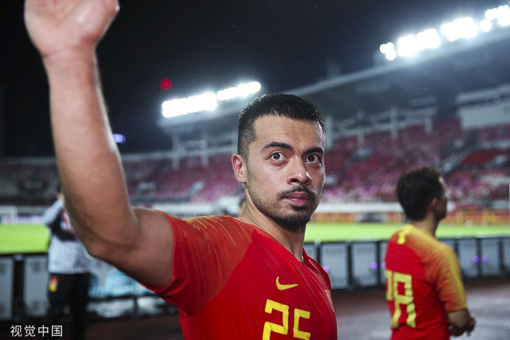 北青:新归化球员有望跻身国足40强赛备战大名单