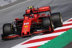 勒克莱尔:赛车感觉不错,满意轮胎选择