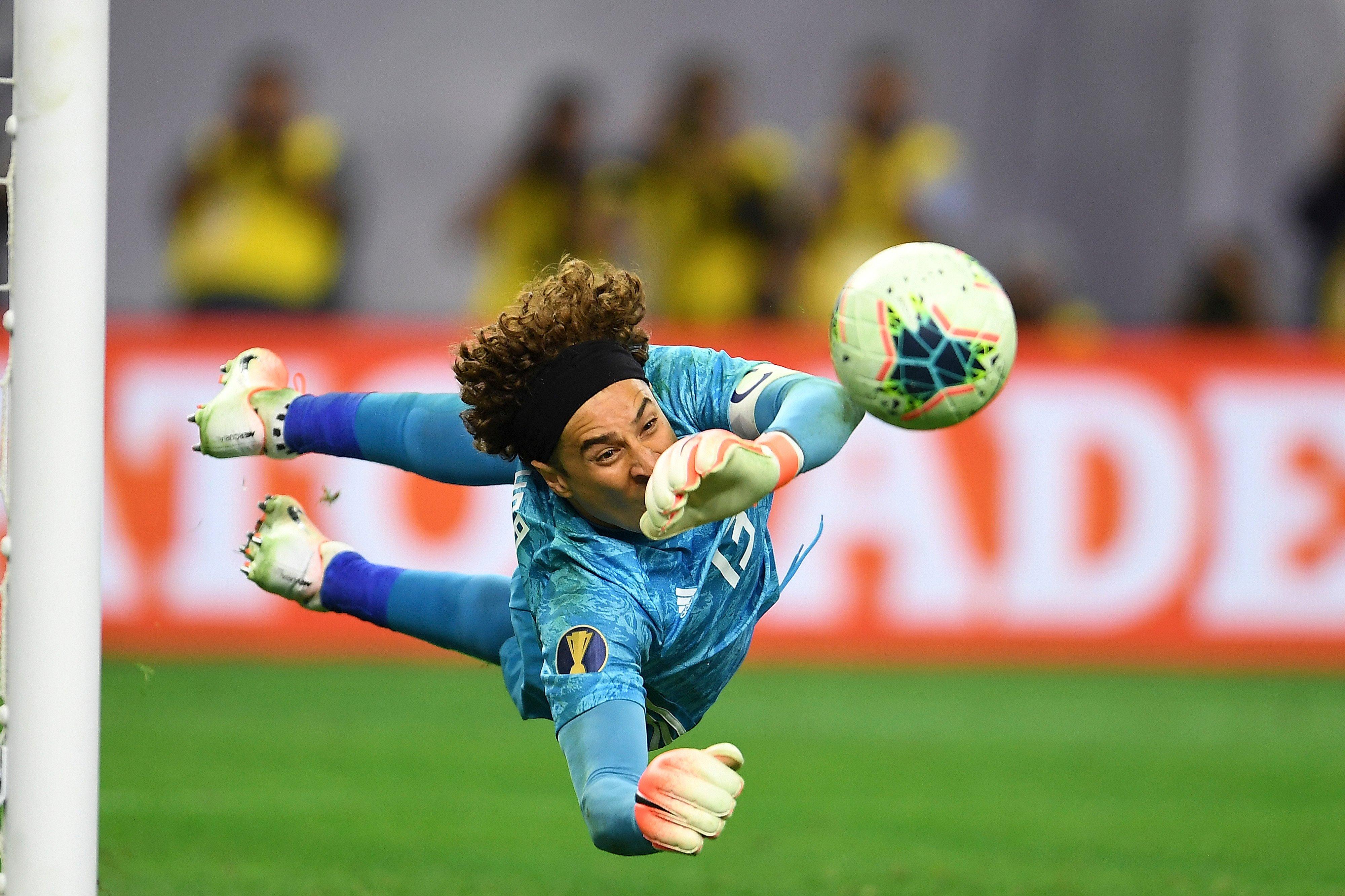 奥乔亚扑点,墨西哥点球淘汰哥斯达黎加晋级金杯赛四强