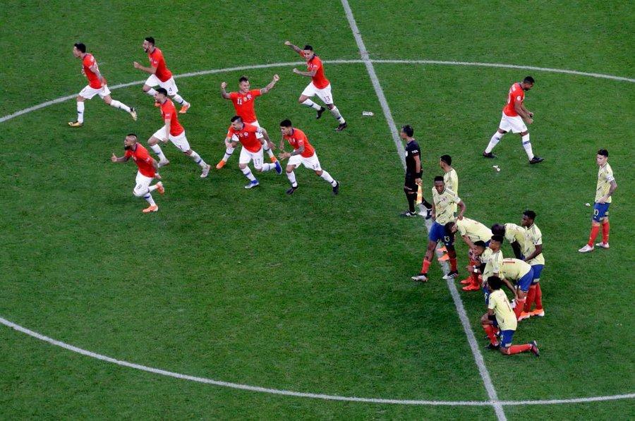 谴责!哥伦比亚球员特西洛失点后遭到死亡威胁