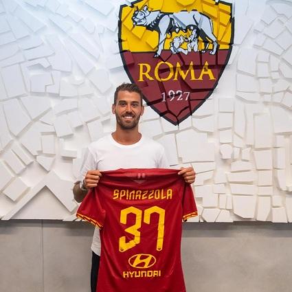 斯皮纳佐拉:加盟罗马是新的起点,盼拥有一个完美的赛季