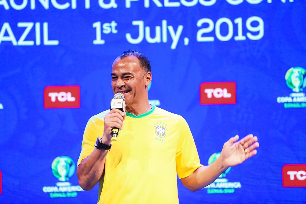 卡福:梅西是世界最佳球员,但巴西会夺取美洲杯的冠军