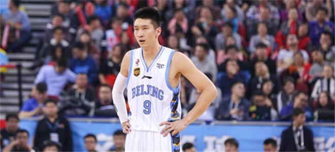 孙悦:与北京男篮合作告一段落,感谢球队